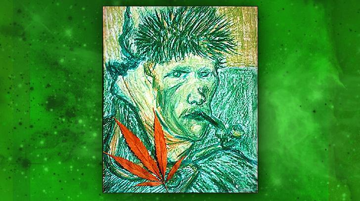 Interpretation eines der bekanntesten Porträts van Goghs
